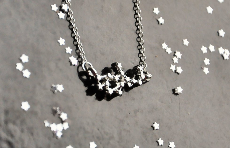 virgo necklace constellation small biz christmas etsy gift guide