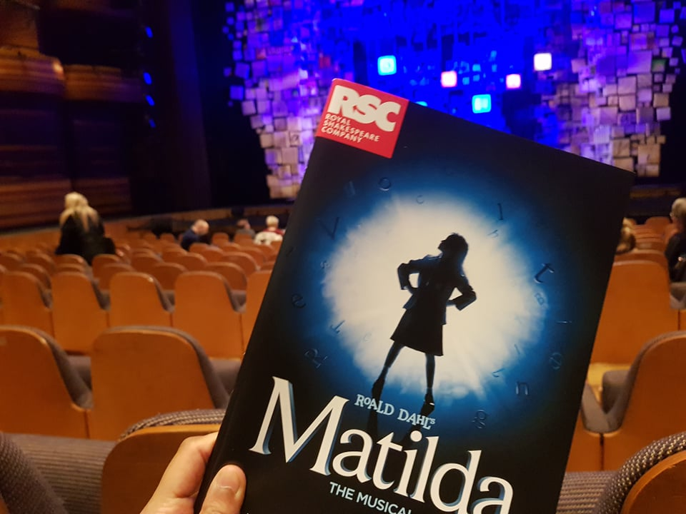 Matilda uk tour the musical wmf wales millennium centre