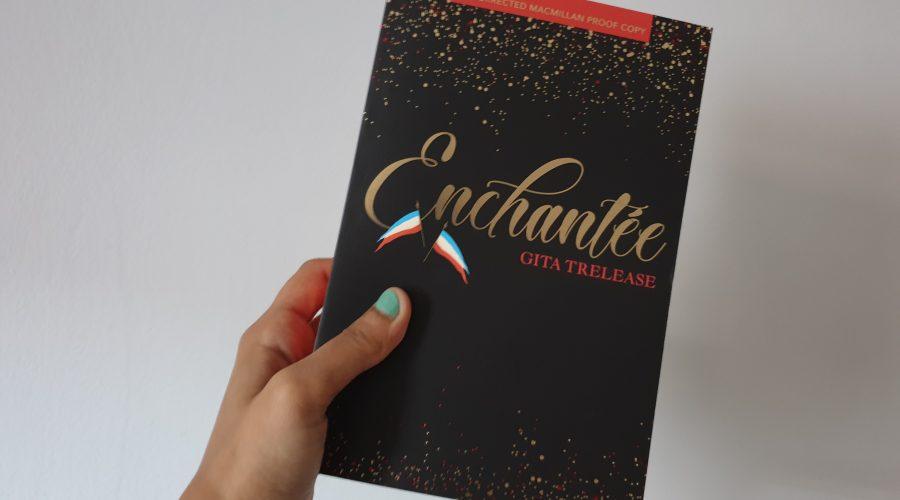 Enchanctèe by Gita Trelease